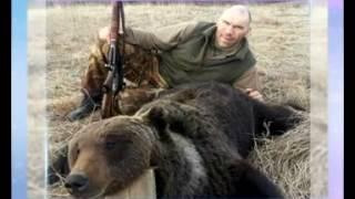 Скандальное фото с Валуевым и убитым медведем заинте...