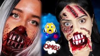 Testing Out *Viral* Movie Makeup Hacks by 5 Minute Crafts | *Shocking Results* | Nilanjana Dhar