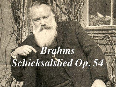 BRAHMS Schicksalslied Op. 54 - Gilberto Serembe, Conductor