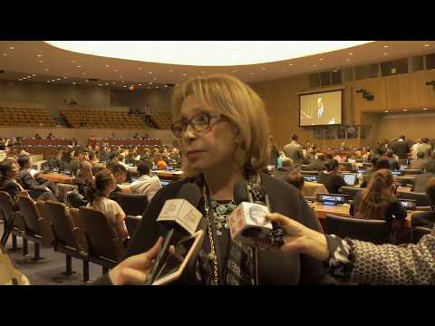 2017 GloBAlization Dialogues:New Economy Forum at the United Nations