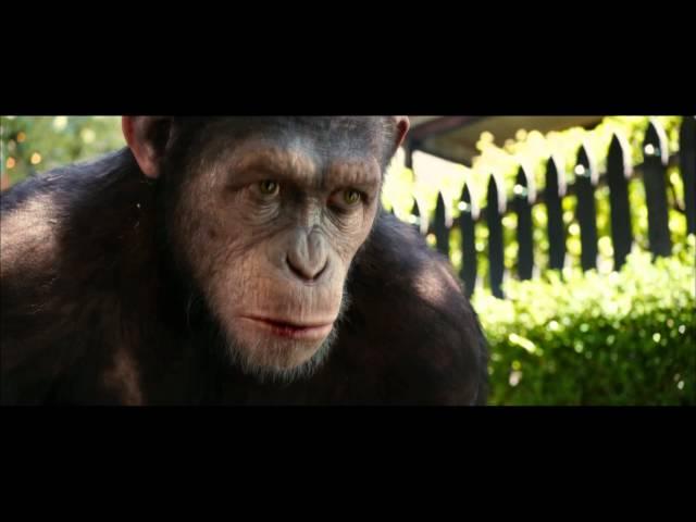 映画『猿の惑星:創世記(ジェネシス)』CM映像「エモーショナル編」