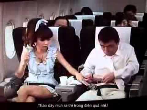 [GKTY]Lần đầu đi máy bay