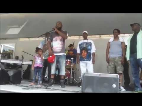 Pittsburgh's Juneteenth Celebration 2017! With Michael Brown Sr. (Courier exclusive video) 6.17.17