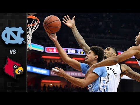 North Carolina vs. Louisville Basketball Highlights (2018-19)