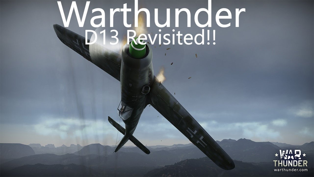 Fw 190 d13 war thunder for sale