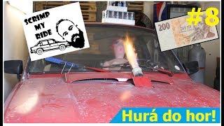 #8 - SCRIMP MY RIDE: Jak připravit auto na zimu !!!