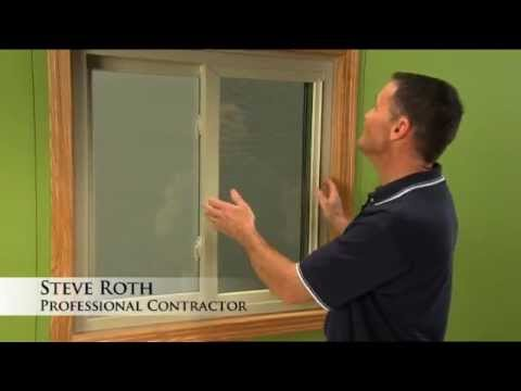 How to Replace the Sash on a Slider Window