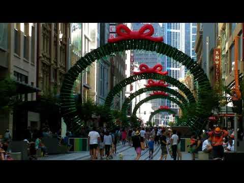 Sydney downtown, Australia