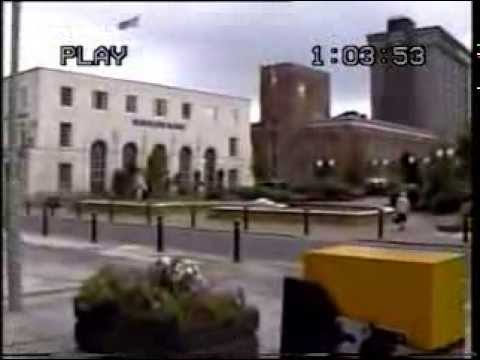 Plymouth City Centre 1992