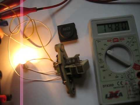 2n 12v Wiring Diagram 12v Car Alternator Voltage Regulator Testing Youtube