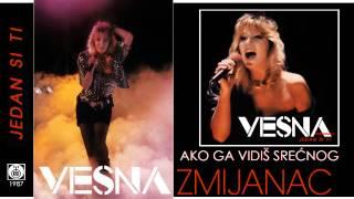Vesna Zmijanac - Ako ga vidis srecnog - (Audio 1987)