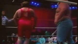 Moondogs, Miss Texas Vs The Hickersons (1-14-95) USWA Memphis Wrestling
