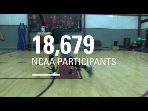 I'm Possible Math – Why you have a 85% chance of playing college basketball!!!