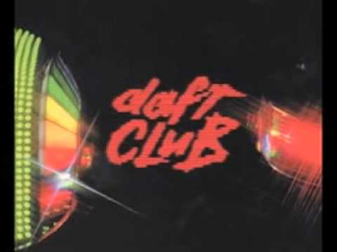 Daft Punk - Harder, Better, Faster, Stronger (The Neptunes Remix) - Daft Club