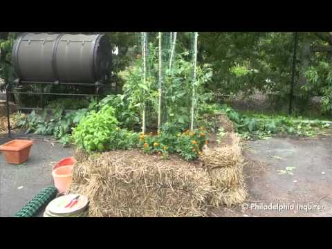 Straw Bale Gardens - YouTube