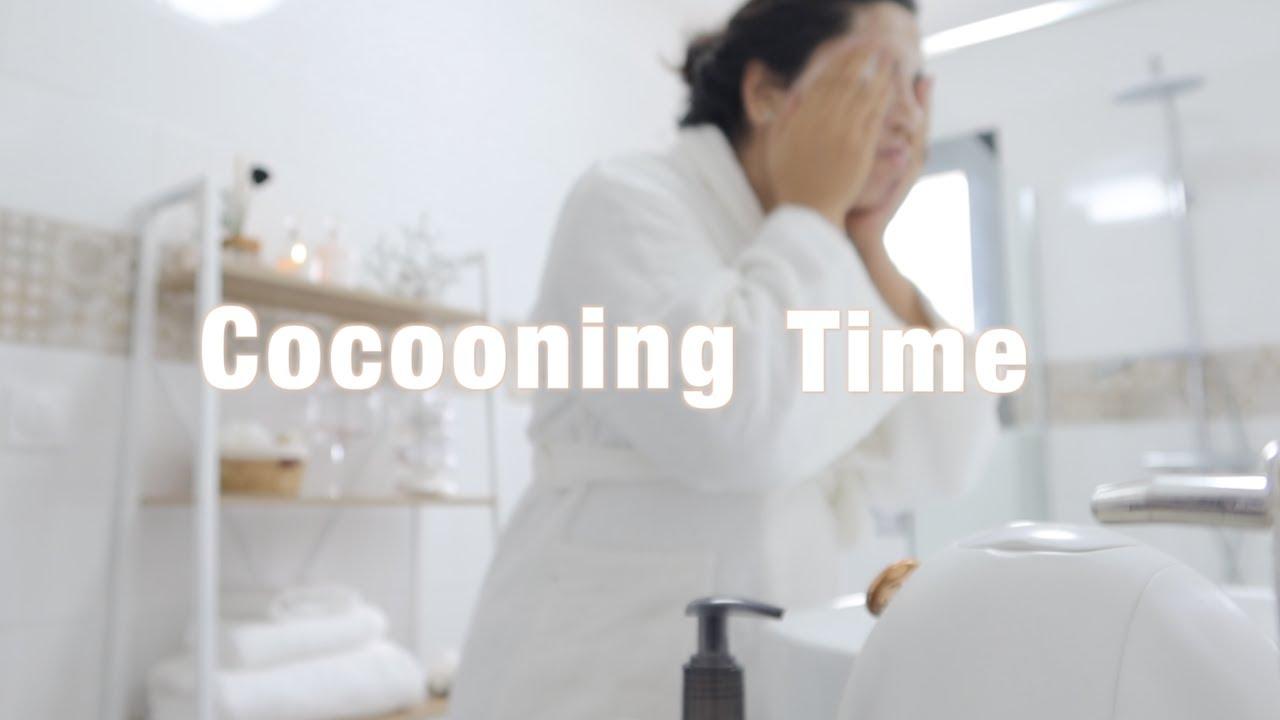 Routine Cocooning | Prendre soin de soi enceinte 🤰 4 DIY soins maison.