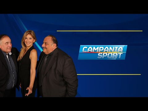 CAMPANIASPORT - 24 MAGGIO 2020