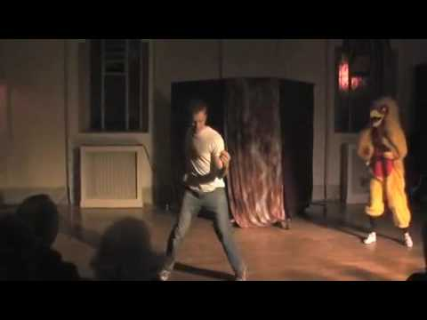 Toronto Lindy Hop Homegrown Cabaret 2008 - Footloose Chicken