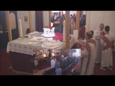 St Mary Coptic Church Ottawa / Liturgy / 2017-09-09