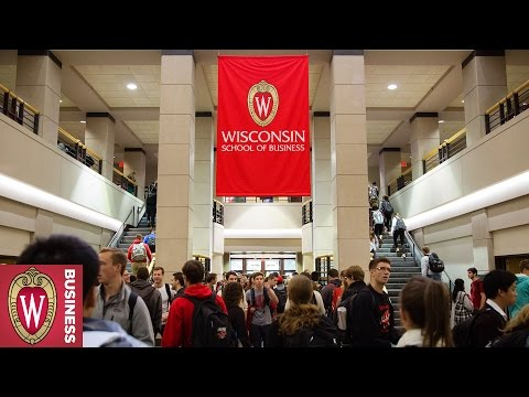 Where opportunity means business - Wisconsin School of Business