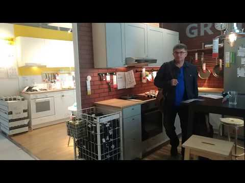 ДЕШЕВАЯ кухня ИКЕА/Кнохсхульт