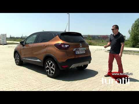 Renault Captur 1.2l TCe EDC Xmod video 1 of 2