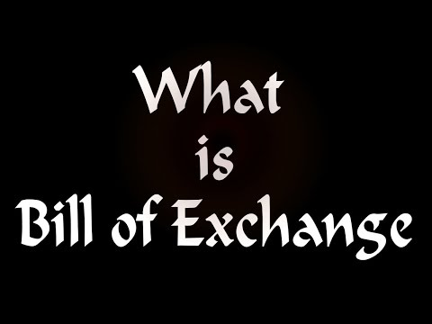 What is Bill of Exchange | Drawer | Drawee | Payee | LetsTute Accountancy