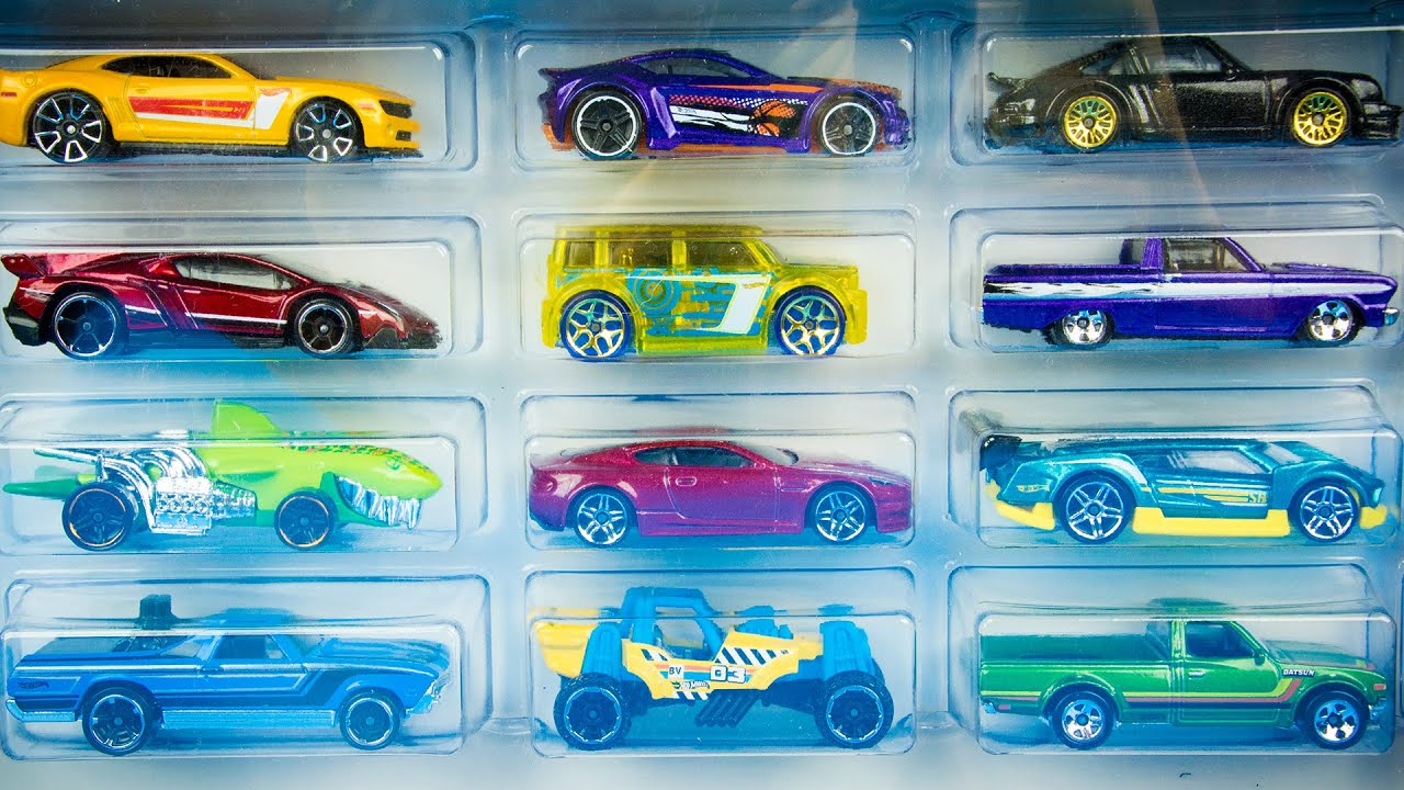Toys For 20 : Hot wheels hw workshop toy cars part youtube