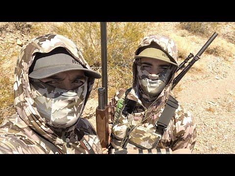 Coyote Hunting & Rabbit Hunting VLOG