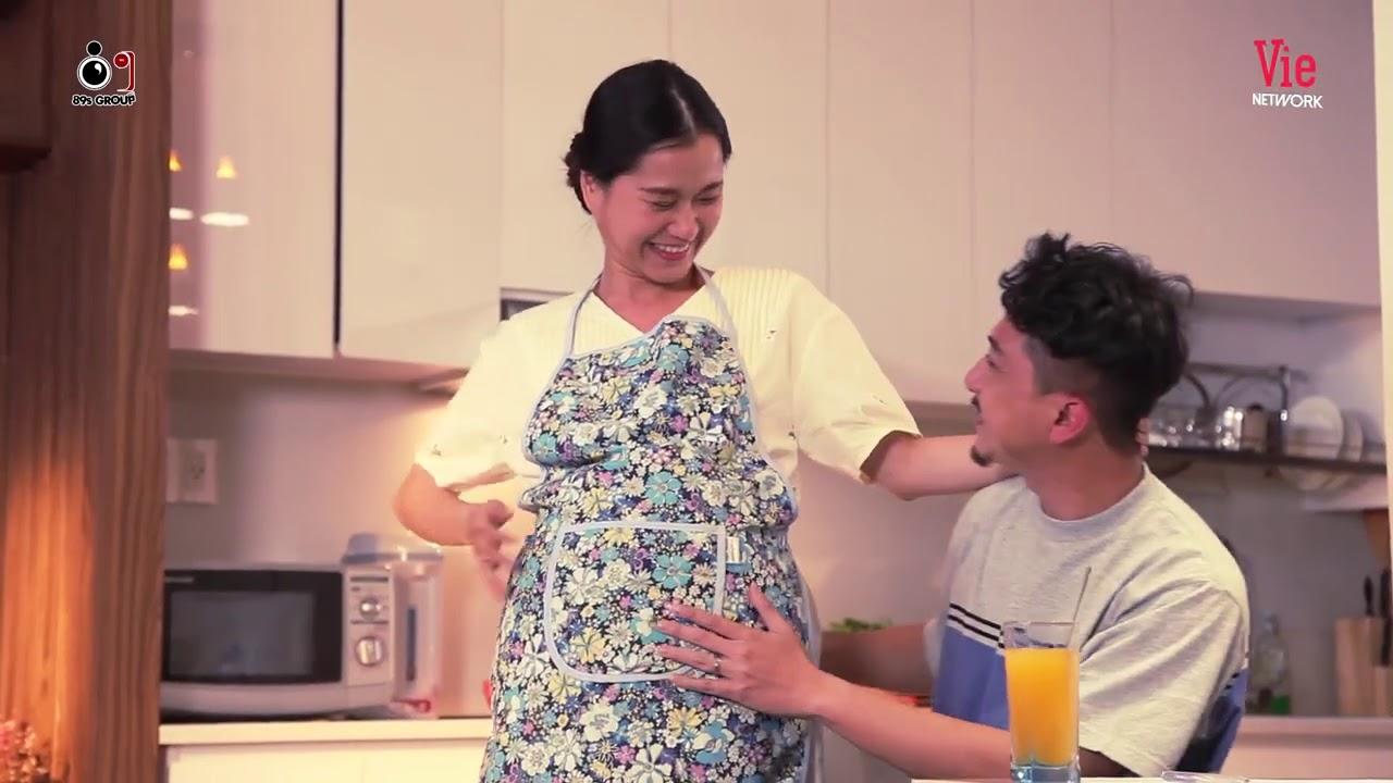 Lâm Vỹ Dạ - Hứa Minh Đạt để cái bụng đói và thức xuyên đêm quay MV Vợ Chồng Son