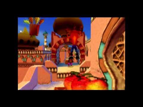 Прохождение игры Крэш Бандикут 2