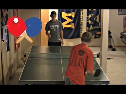 MLW Behind the Scenes | EPIC Ping Pong Tournament