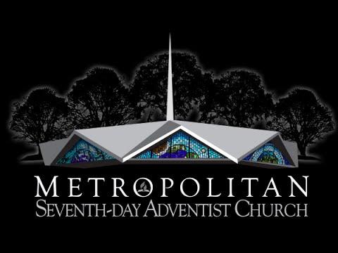 """08-06-2016 """"Legalism and the Sabbath"""" Metro SDA Church -"""