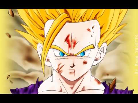 Dragon Ball Z - Gohan's SSJ2 Theme - Unmei no Hi (Tamashii vs Tamashii)
