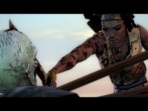 The Walking Dead: Michonne - Episode 1 - 'In Too Deep' Launch Trailer