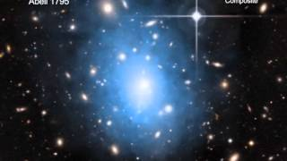 A Tour of Galaxy Cluster Abell 1795