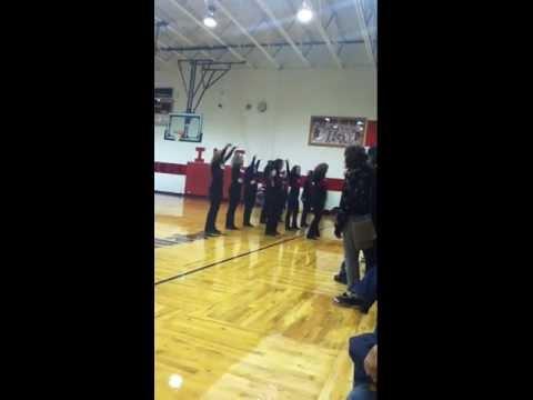 Idabel High School Dance Team