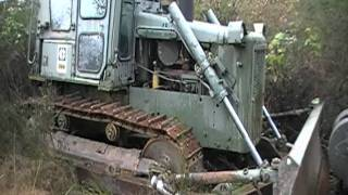 1984 Caterpillar D5B Bulldozer Cold-Start