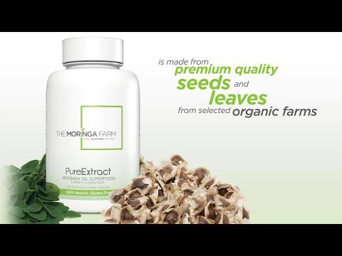 The Moringa Farm PureExtract Dietary Supplement