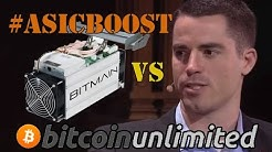 #ASICBOOST vs Bitcoin Unlimited: Explained