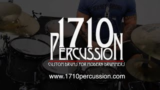 1710 Percussion Product Spotlight - Rob Youells - CSNY Production