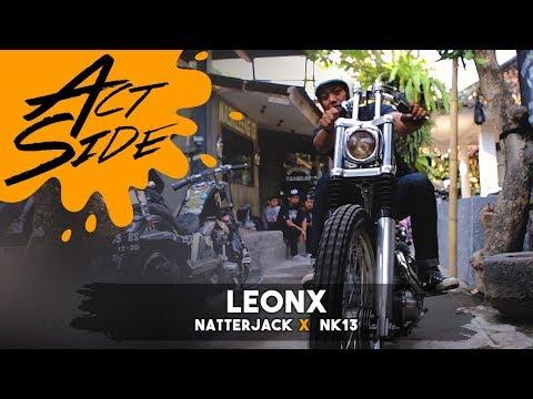 ACT SIDE: Leonx (Natterjack x NK13)