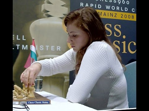 2 Attacking Games by Judit Polgar in the Sicilian Taimanov