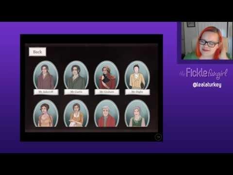 Let's Play Regency Love - Mobile Dating Sim