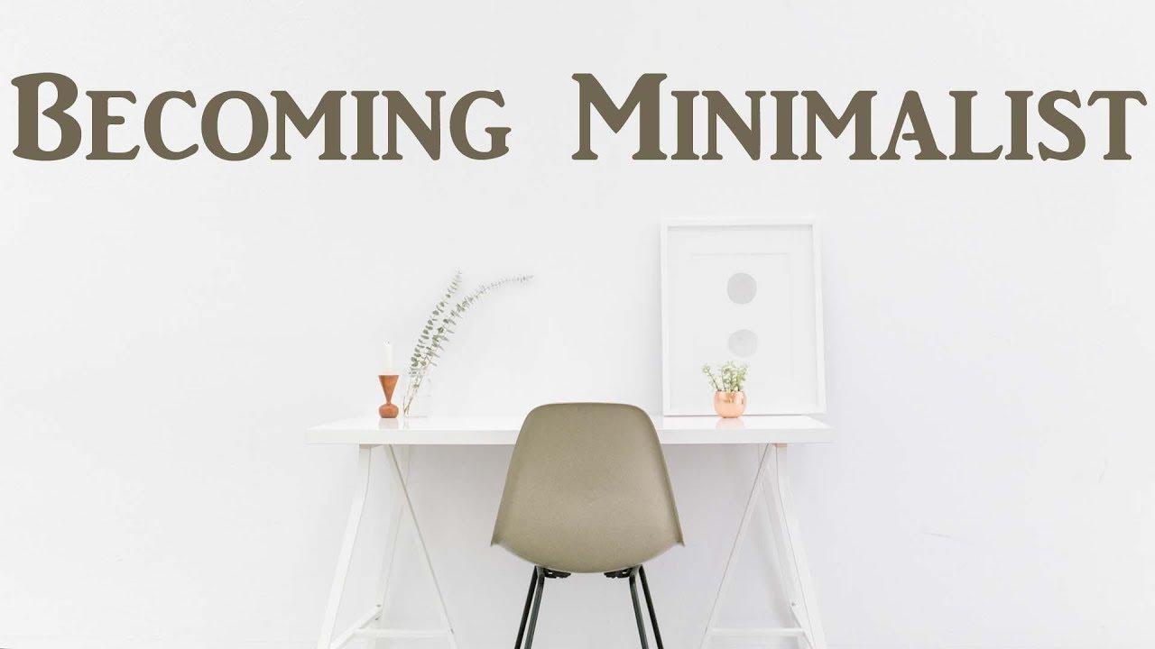 becoming-minimalist