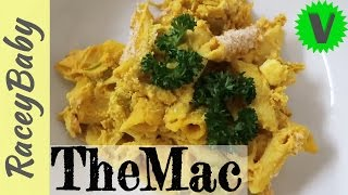SMOKY MAC N CHEESE  Healthy  VEGAN
