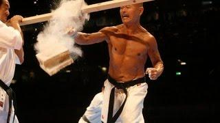 第9回世界大会・南里支部長演武 In 2007, Shihan Hiroshi Namri perfor...