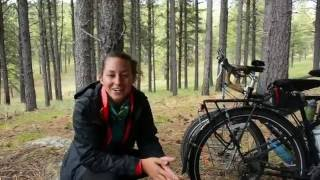 Bicycle Touring: What Did We Get Ourselves In To?