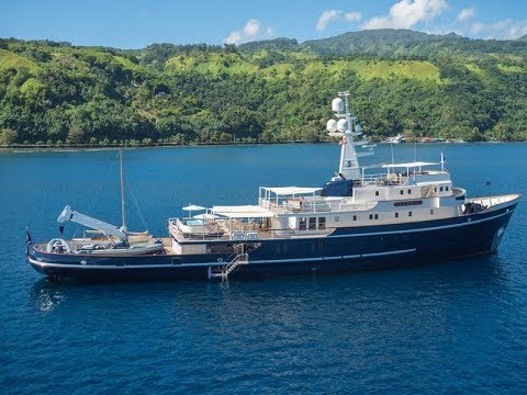 M/Y SEAWOLF For Sale with Fraser