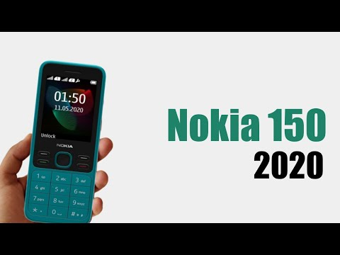 Nokia 150 (2020) Specifications, Release Date & Price - First Look!